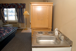 Kitchenette Suites