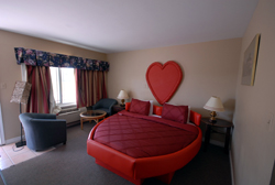 Heart-Shaped Beds