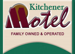 Kitchener Motel logo